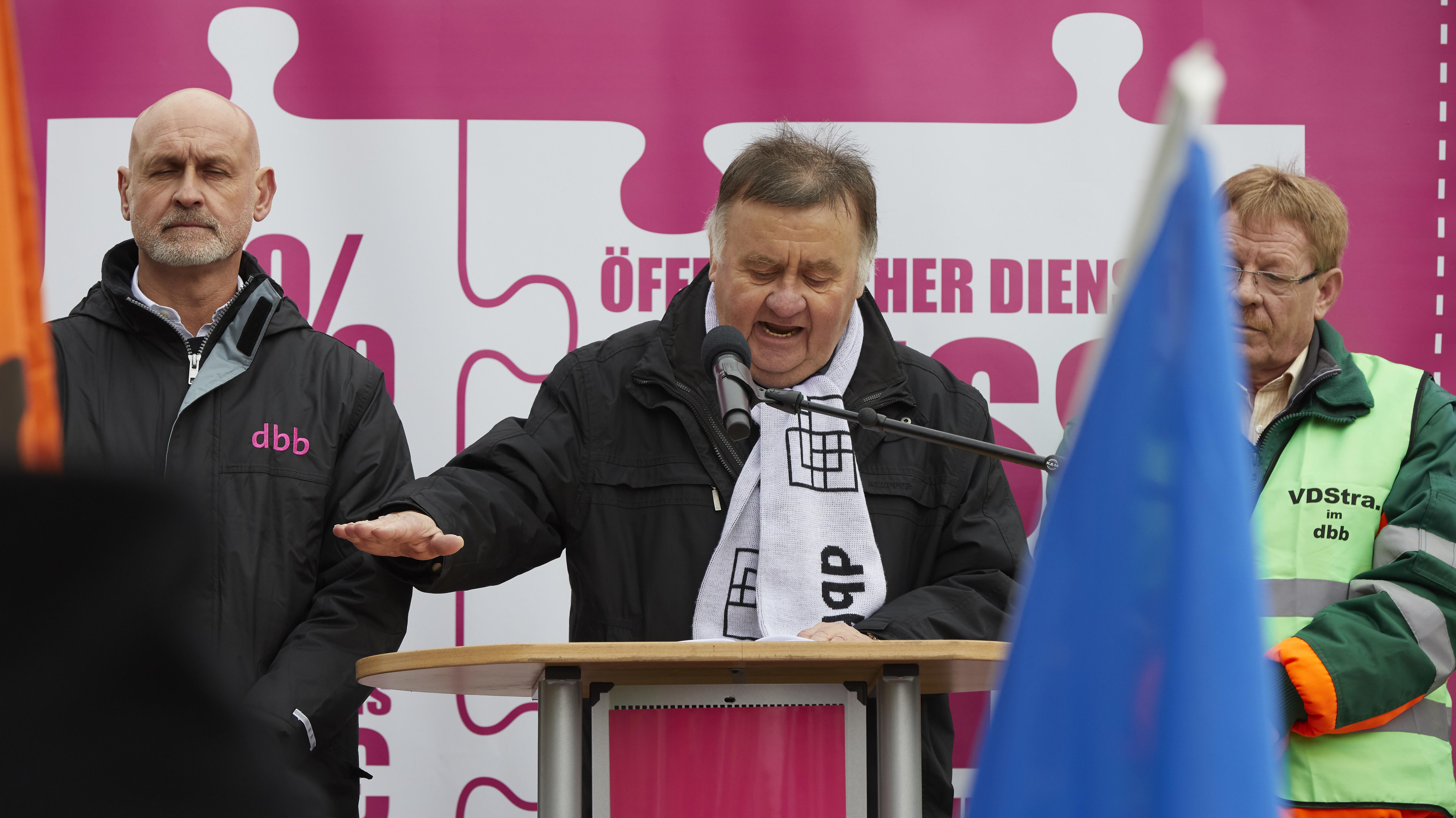 Starke Signale: VBE-Mitglieder gehen auf die Straße | VBE.de